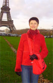 Татьяна – преподаватель французского языка по скайпу