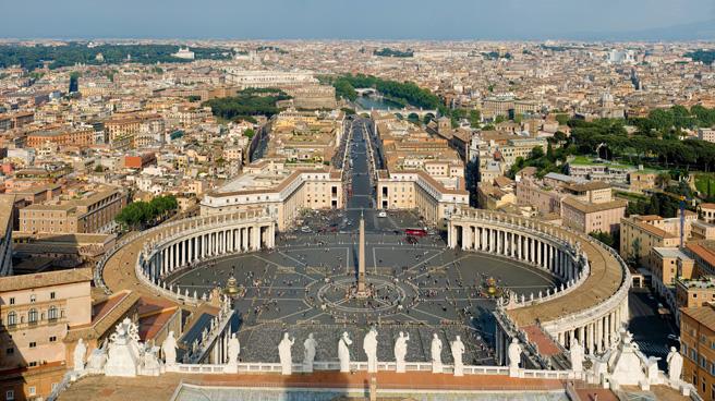Рим столица Италии. Город с великой историей