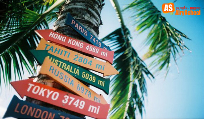 Путешествие на английском языке. Важно знать!