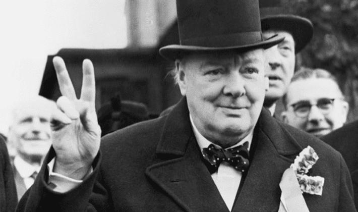 Мотивирующие цитаты на английском от Уинстона Черчиля