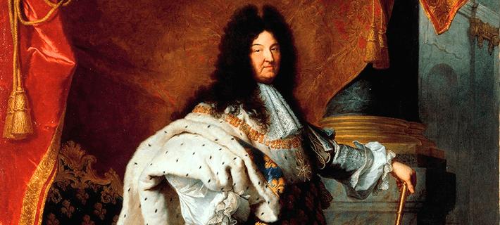 Король-Солнца Людовик XIV