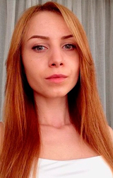 Оксана - преподаватель английского по скайпу